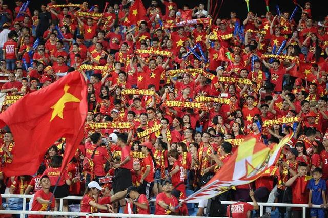 ĐT Việt Nam xuất sắc bước vào chung kết AFF Cup 2018