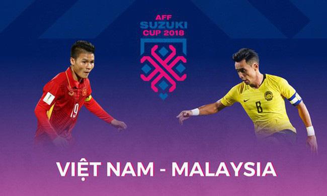 Chung kết AFF Cup 2018 thu hút hàng triệu người hâm mộ từ 2 nước